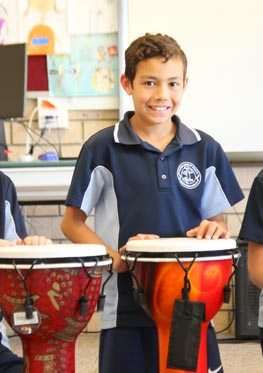 music coogee primary school