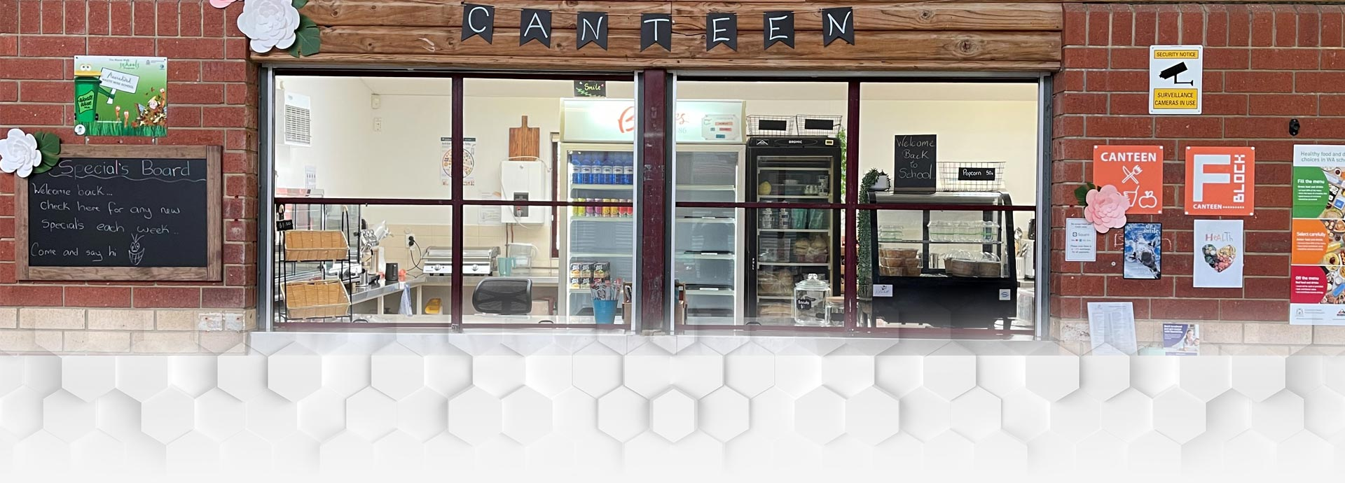 Canteen Coogee Primary School